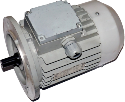 электродвигатель лифтовый аир63а6у3 фланцевый фланцевый (буад пассажир.)