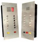 Панель (лифтёра) приказа ПЛ-76, 78, 7900 (светосигнальная)