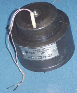 катушка электромагнита мл-1