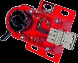 Выключатель (несамовозвратный) XAA177BL4 QM-S3-1372