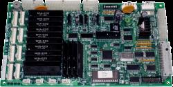 Плата DCL-243 AEG08C734 LG-Sigma / OTIS