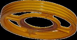 Шкив КВШ 480х3х10 (Montanari) съёмный обод