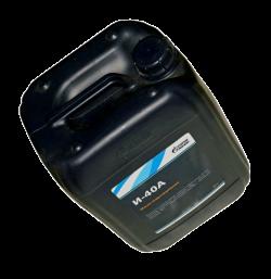 Масло индустриальное И-50 (канистра 10л)  В редуктор лебёдки главного привода лифта КМЗ, МЛЗ