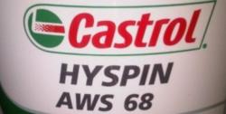 масло castrol hyspin aws 68