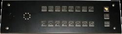 Панель (лифтёра) приказа МЭЛ