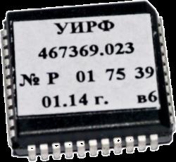 Процессор УЭЛ УИРФ 467369.023 рег. привод