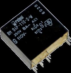 Реле relpol RM94P-110-S-W