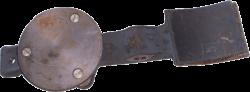 Рычаг (лапы) тормоза 0471.62.22.200 (МЛЗ)