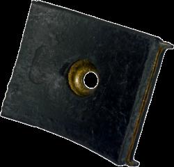 Колодка тормоза Н0610Б.02.22.220 (МЛЗ)