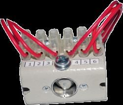 Ключ-кнопки КМЗ перевозки пожарных подразделений