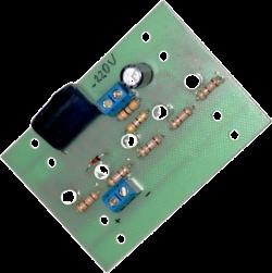 Плата аварийного освещения  Напряжение питания 220В, 50Гц