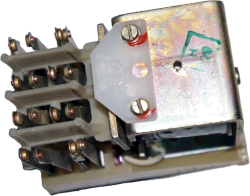 Реле РПУ-4-412