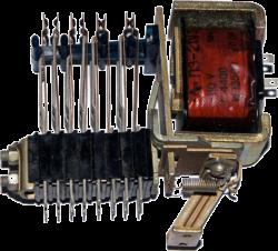 Реле ПЭ-21У3 110