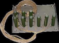 Блок Резисторов БР-1М (БР-2М)